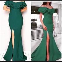 Dress Molinari Green