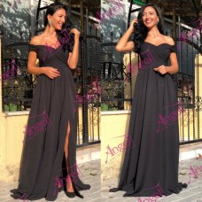 Dress Cramel Black