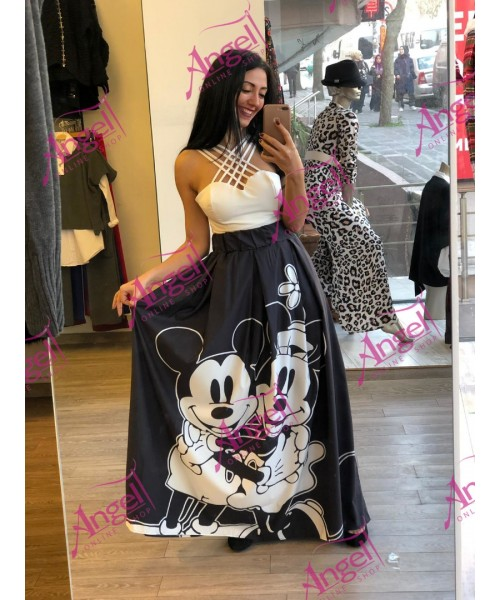 Mickey Mouse Black