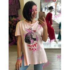 T-shirt Lat