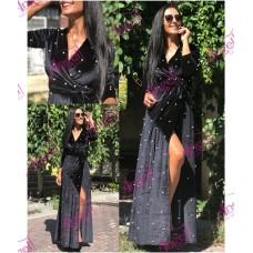 Dress Burgundy Velvet