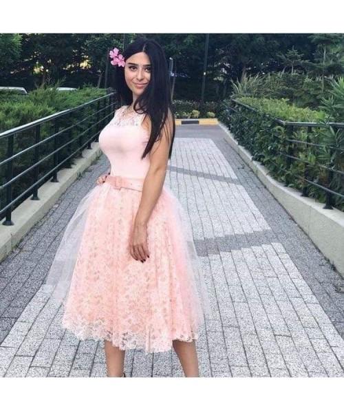 Dress Purela