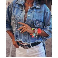 Jacket Denim Rio